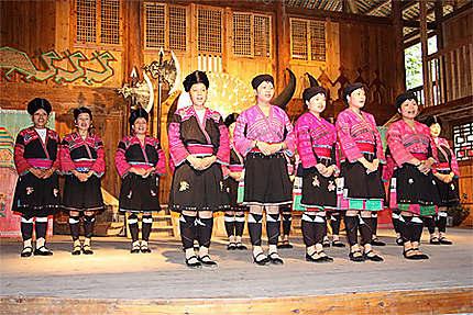 Les femmes Yao