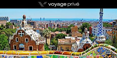 Escapade 5* à Barcelone