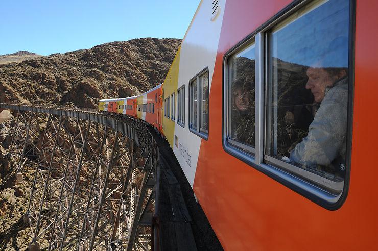 Tren a las Nubes - Argentine