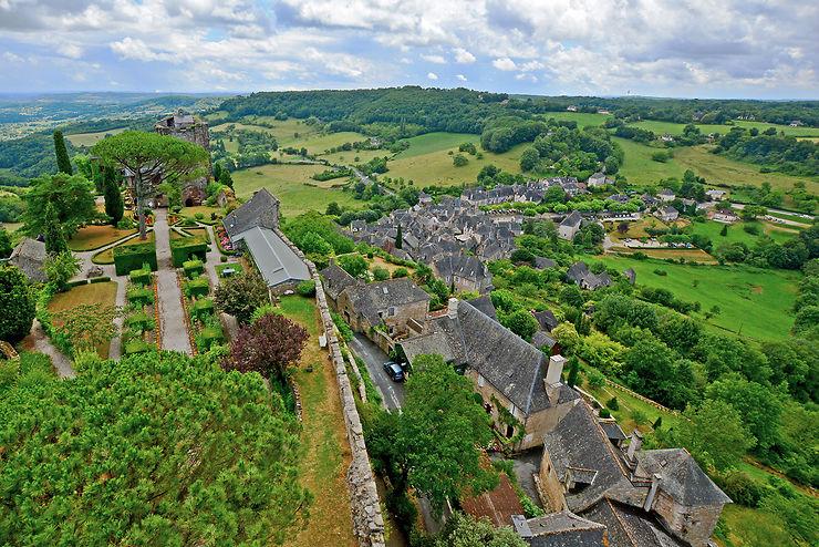 Corrèze : le pays de Brive, en famille