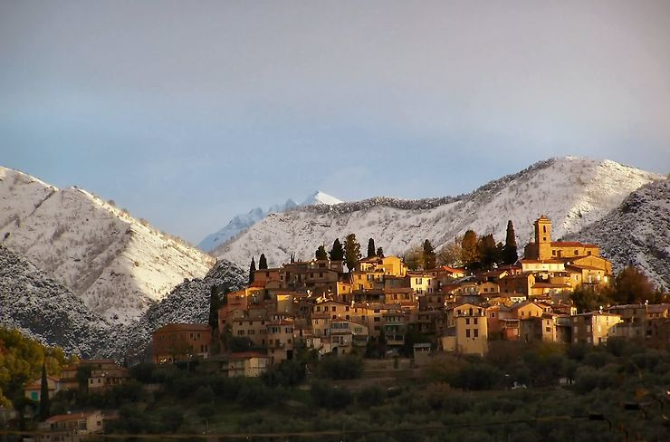 Coaraze et les villages perchés (Alpes-Maritimes)