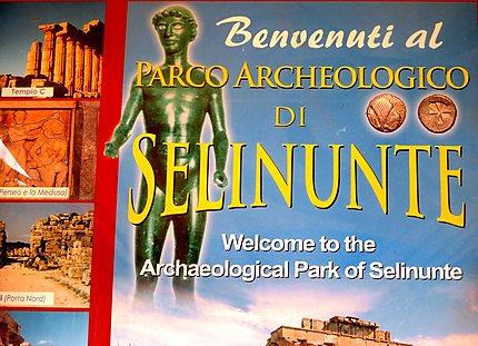 Parc archéologique de Sélinunte