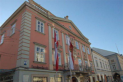 La mairie de Wiener Neustadt