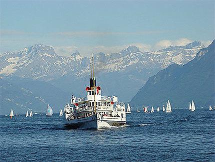 La marine suisse
