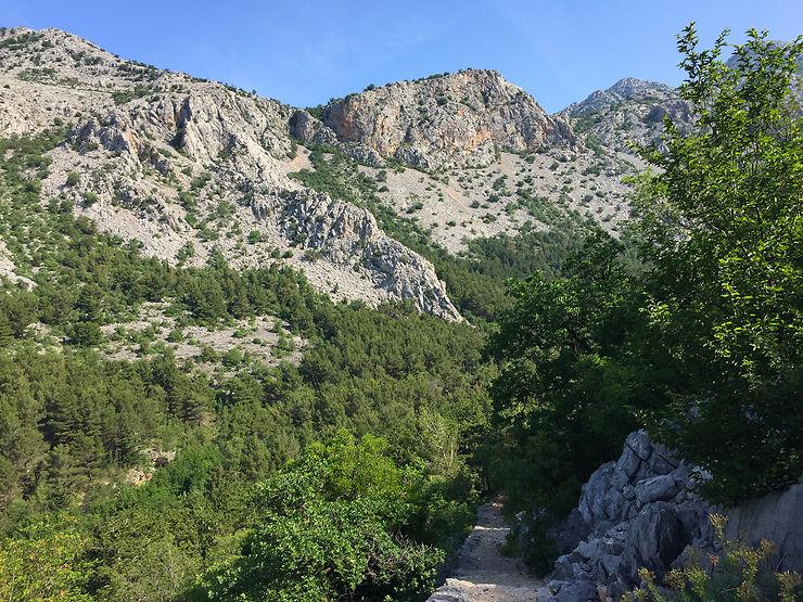 Le Parc national de Paklenica