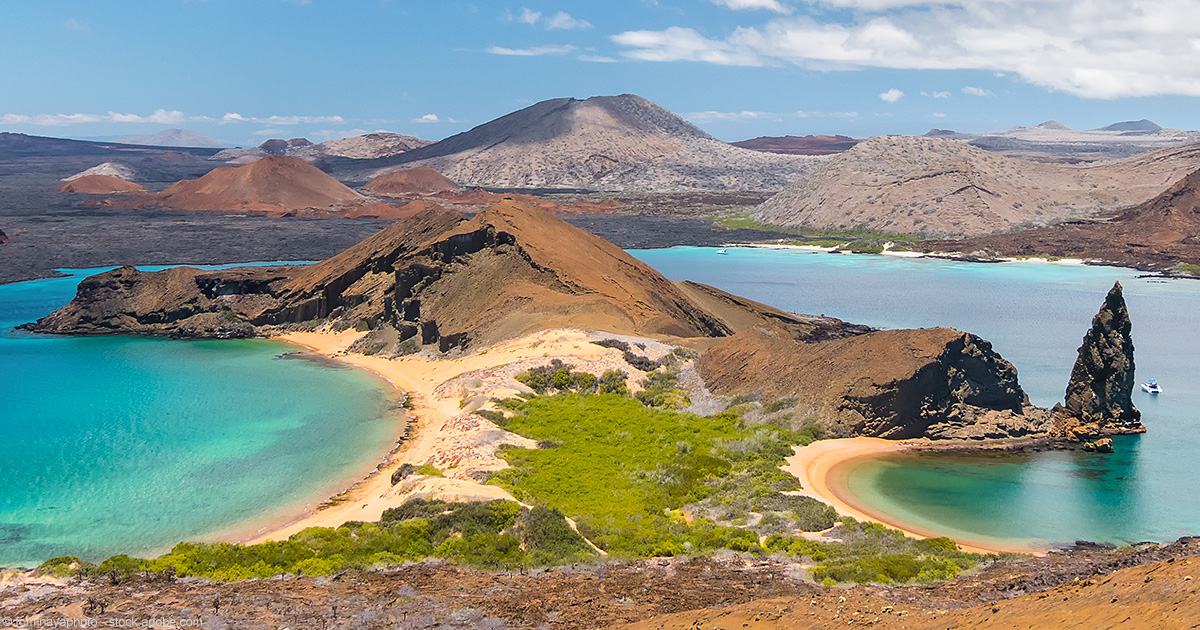 Les Galápagos, d'île en île :