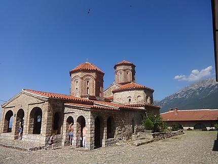 Monastère de Sveti Naum