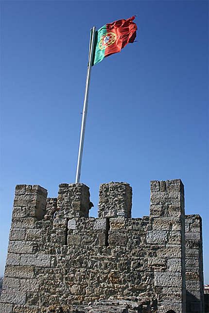 Le drapeau du Portugal