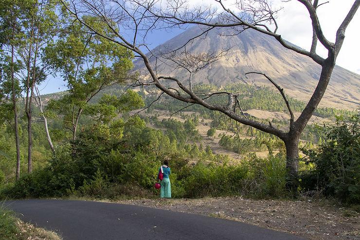 En route pour Bajawa et le pays Ngada