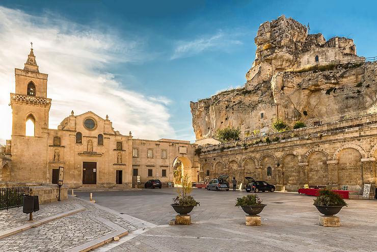 Matera, l'une des plus vieilles villes du monde