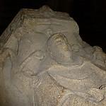 Gisant de l'abbaye de Quimperlé