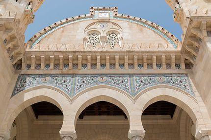 Mosquée Ketchaoua dans la Casbah d'Alger