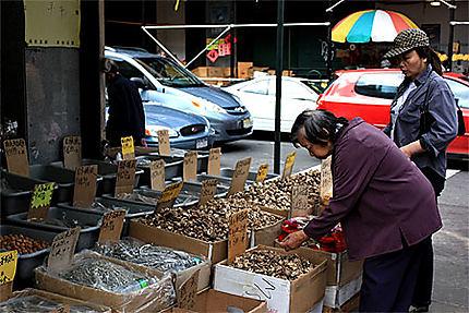 Marché de Chinatown