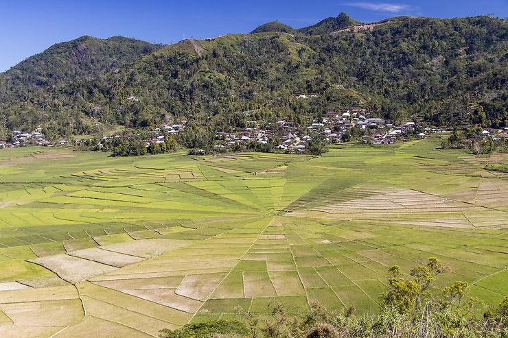De Labuan Bajo à Ruteng : le pays Manggarai
