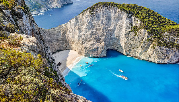 Grèce : quelle île choisir ? dglavinova - stock.adobe.com