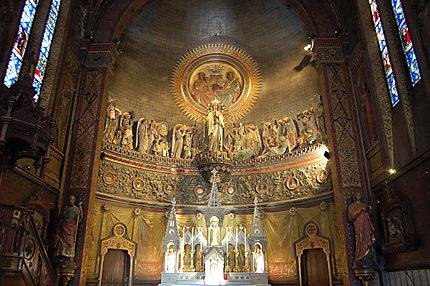 Basilique de l'Immaculée Conception, à Sées