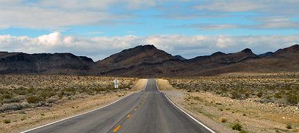 Paysages montagneux des USA
