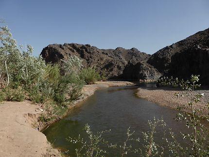 Les gorges de Sidi Flah