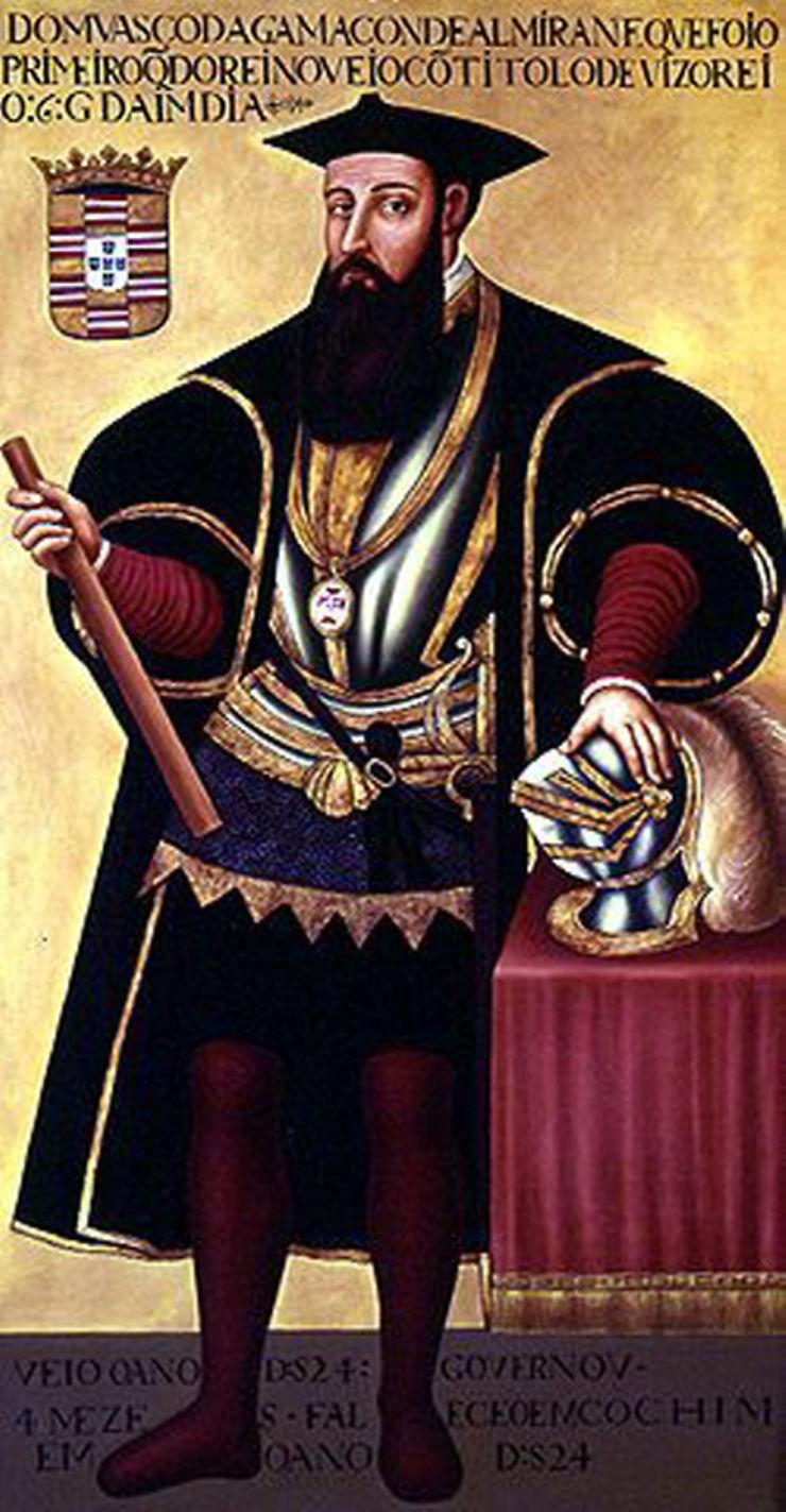 Les grands explorateurs : Vasco de Gama