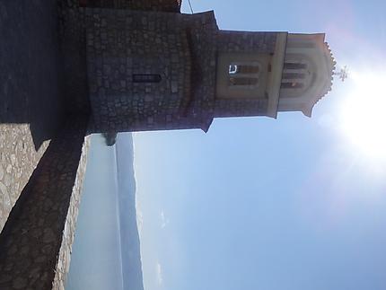 Monastère de Sveti Naum et lac d'Ohrid