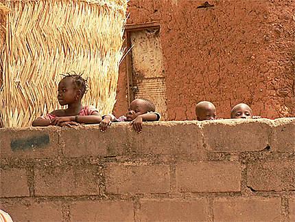 Enfants à Maroua