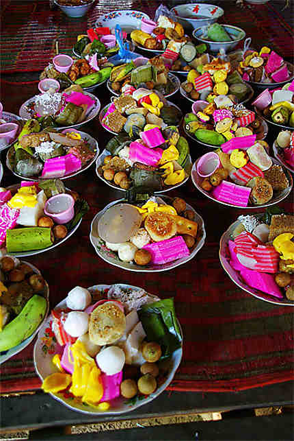 Gourmandises du Nouvel An Khmer