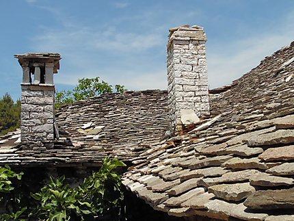Toits de Gjirokastër