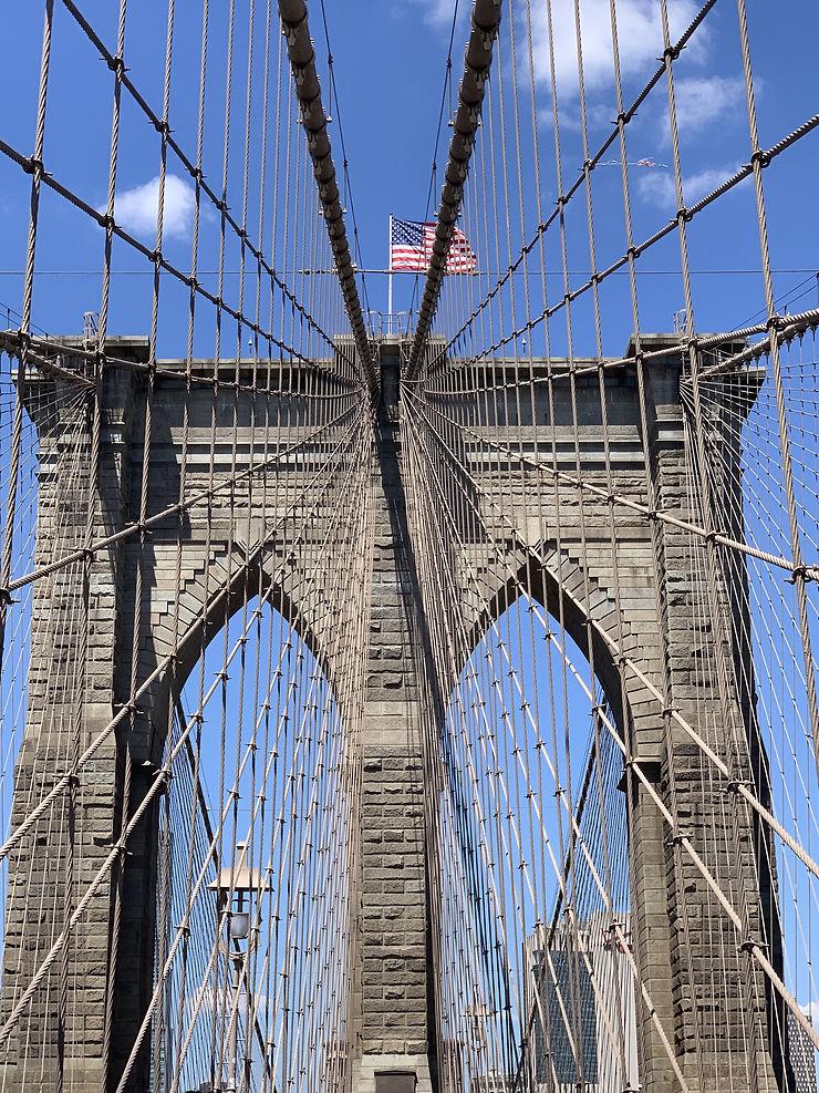Le Brooklyn Bridge, New York