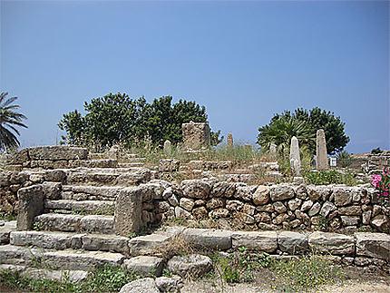 Temple de l'Obélisque