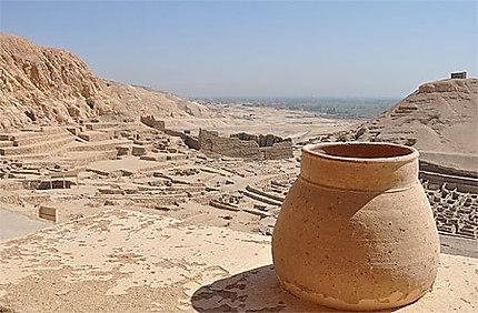 Le village des artisans de pharaon