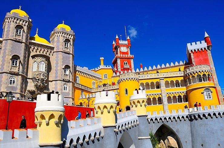 Palais de la Pena, Sintra, Portugal