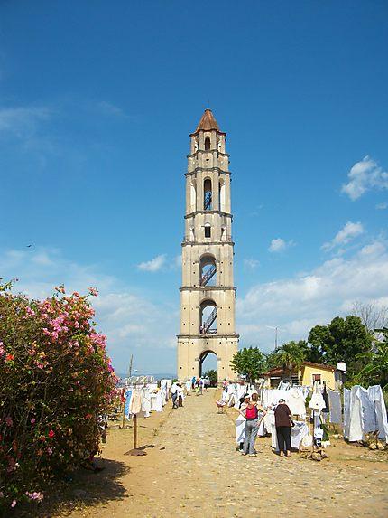 La tour Iznaga
