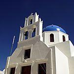 église à Oia