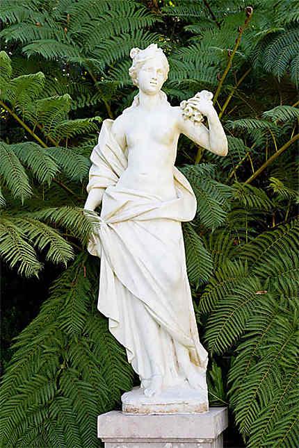 Sintra - Palais de la Regaleira - Une déesse