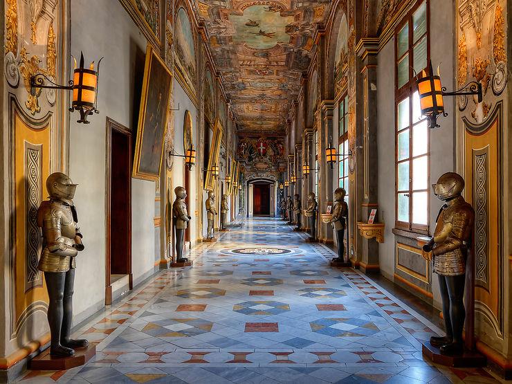 Le palais des Grands Maîtres