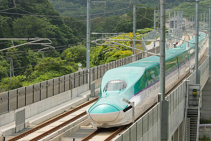 Japon - Shinkansen : nouvelles règles pour les bagages volumineux