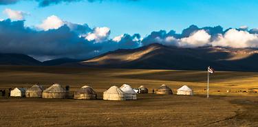 Kirghizistan en 4x4 : La route de la Soie
