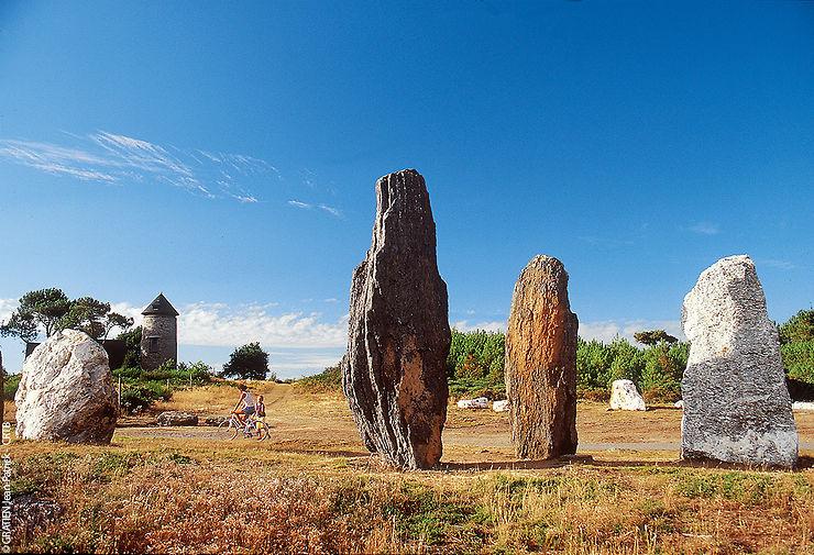 Bretagne - Découvrir les fascinants mégalithes de Saint-Just