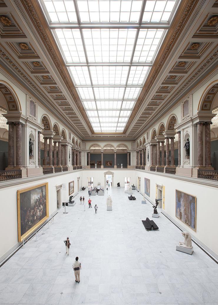 Musées de Bruxelles : Beaux-Arts, BD, dinosaures, Europe et… Gueuze