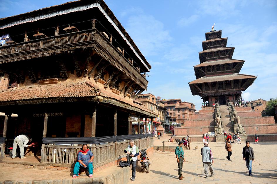 Bhaktapur - Népal