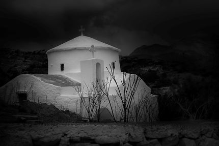Chapelle à Naxos