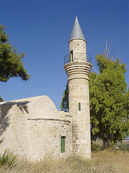 Mosquée abandonnée