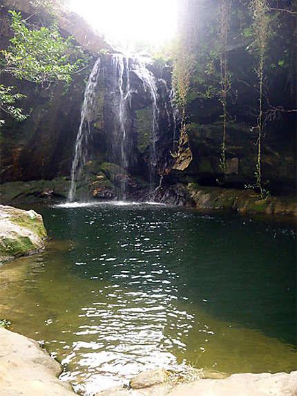 Piscine noire : Lacs : Parc national de l\'Isalo ...