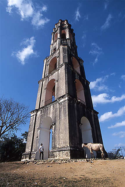 Tour-clocher de Manaca-Iznaga