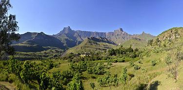 Afrique du Sud Kruger et Drakensberg – 13j
