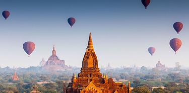 Pélerinage au Myanmar - 7 jours