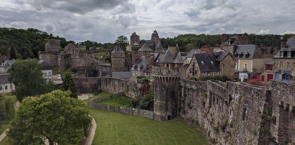 Carnet de voyage, pont en Bretagne et Normandie