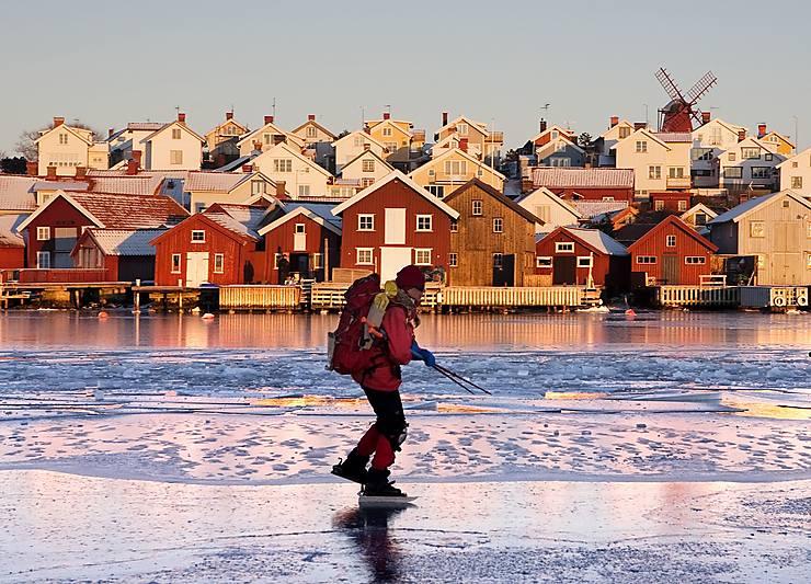 Suède : 5 raisons d'aller sur la côte Ouest à Noël