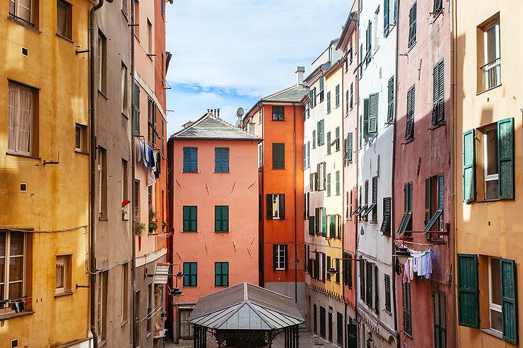Balades dans le vieux Gênes