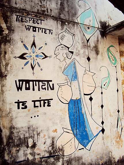 Women is life
